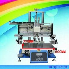 Small screen printer