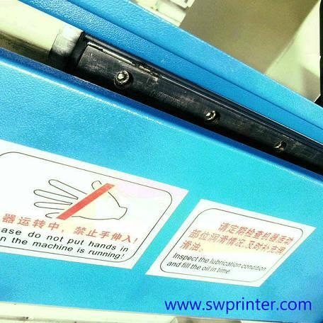 YS6080MMS PCB screen printing machine 3