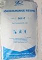 强酸性阳离子树脂001*7