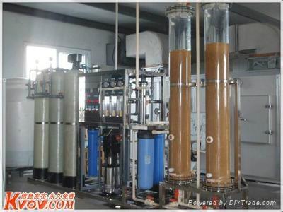 大孔弱酸性阳离子树脂 4