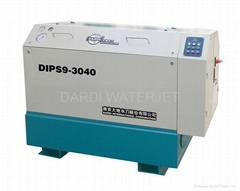 Waterjet Cutting System---Uhp System Dardi