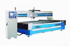 Waterjet---Dwj30 Series Bridge CNC Cutting Table