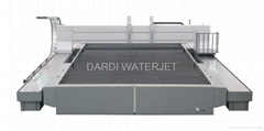 Waterjet---Dwj40 Series Bridge CNC Cutting Table
