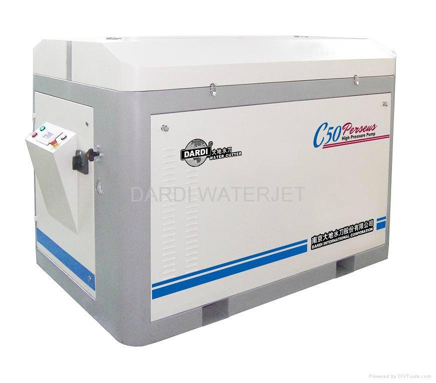 Waterjet UHP System -Mode: C50