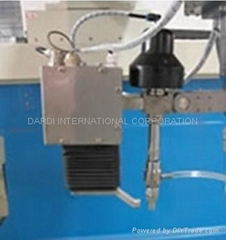 CNC Water Jet---Automatic Butted-Knife Collision Avoidance System