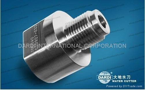 Waterjet Parts---Outlet Body