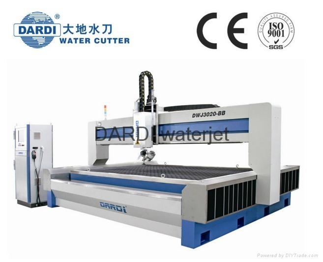 DARDI CNC Waterjet Cutting Machine ( DWJ3020-BB)