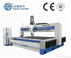 DARDI CNC Waterjet Cutting Machine ( DWJ3020-BB) (Hot Product - 1*)