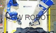 robot waterjet cutting machine