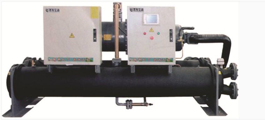 厂家直销春燕螺杆机组水地源热泵中央空调 1