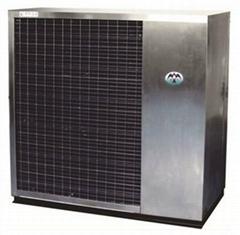 廠家直銷春燕大棚機組風水地源熱泵中央空調