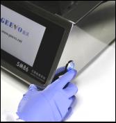 Sterility test device SM86 3