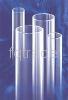 high transparent quartz glass tube