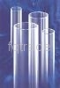 high transparent quartz glass tube