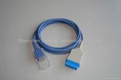 GE spo2 sensor extension cable