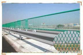 高速隔离防眩网 2