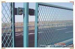 高速隔离防眩网 3