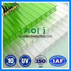 solid polycarbonate shee