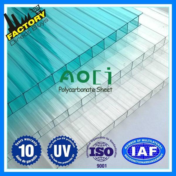 polycarbonate sound barrier sheet polycarbonate solid sheet 1