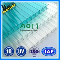 polycarbonate sound barrier sheet polycarbonate solid sheet