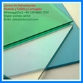 colored polycarbonate panel twin wall polycarbonate hollow sheet 4