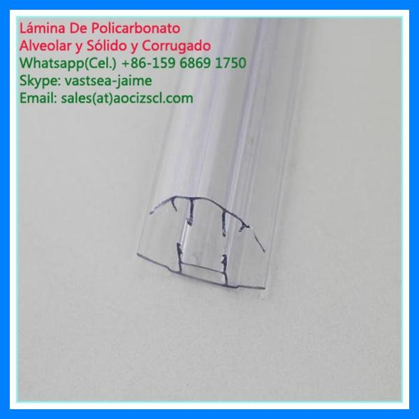 colored polycarbonate panel twin wall polycarbonate hollow sheet 5