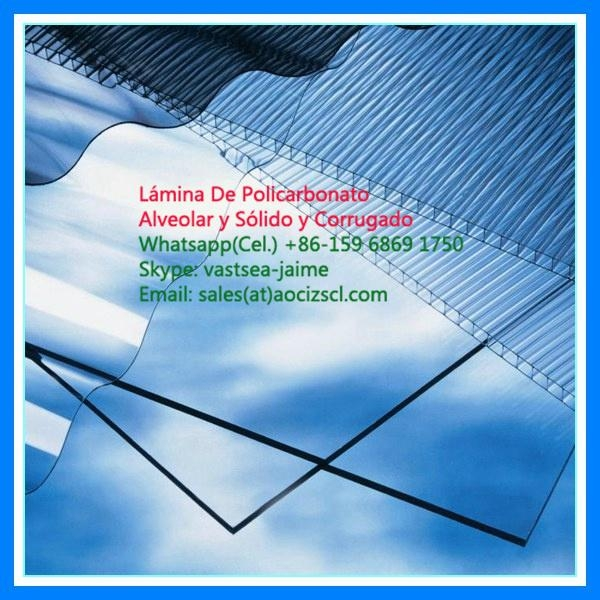 types of polycarbonate sheet twin wall polycarbonate hollow sheet 3