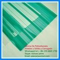polycarbonate sound barrier sheet polycarbonate solid sheet 4