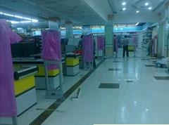 超市商品防丢设备