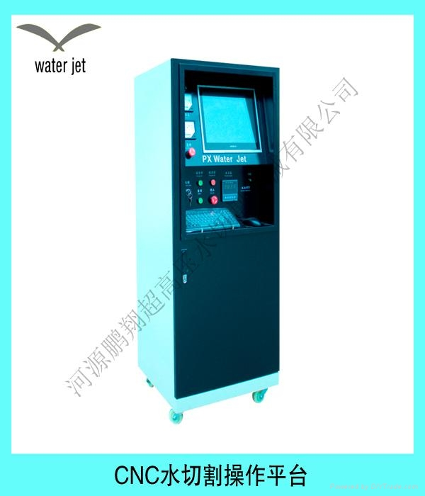 PX380數控水切割機 2