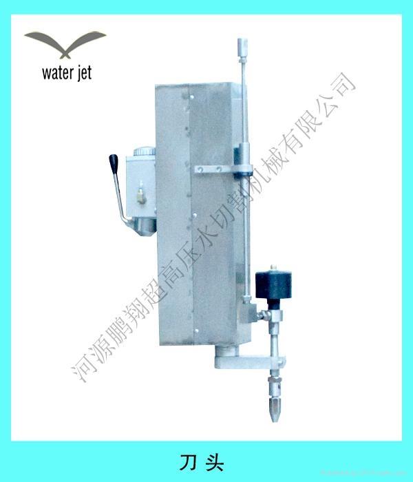 PX380數控水切割機 5