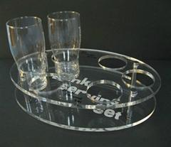 Acrylic Cup Holder