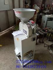 portable mini rice milling machine paddy grain dehuller