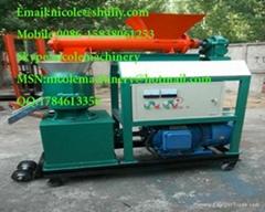 Sawdust pellet production line