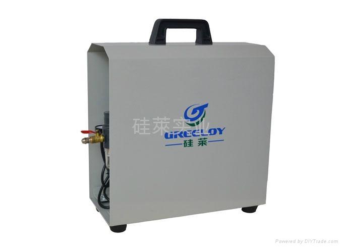 静音无油无水空压机GA81/4X 1