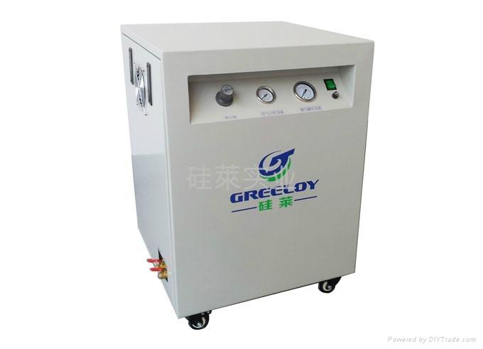 实验室用静音空压机GA61XY 1