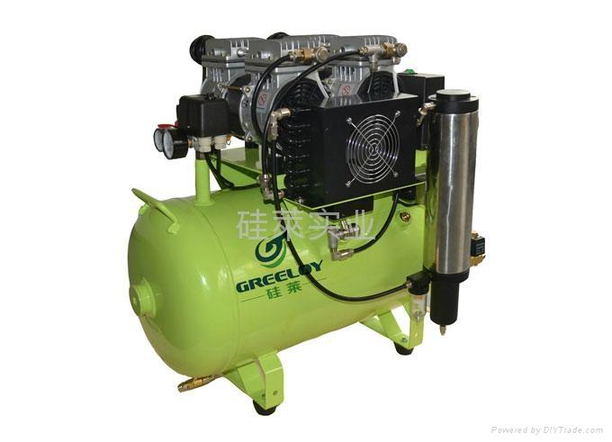 空压机硅莱GA62Y 1
