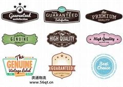 Tags imports, import tags, labels imported Hong Kong
