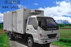 Hong Kong to Ningbo Logistics, Hong Kong's imports to Ningbo