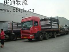 Hong Kong to Zhuhai Logistics, Hong Kong's imports to Zhuhai