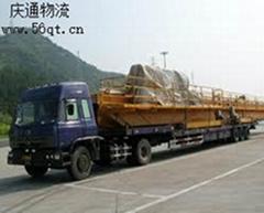 Shenzhen to Changsha, logistics, freight