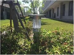 藍犀牛太陽能生物滅蚊燈BR-T2型