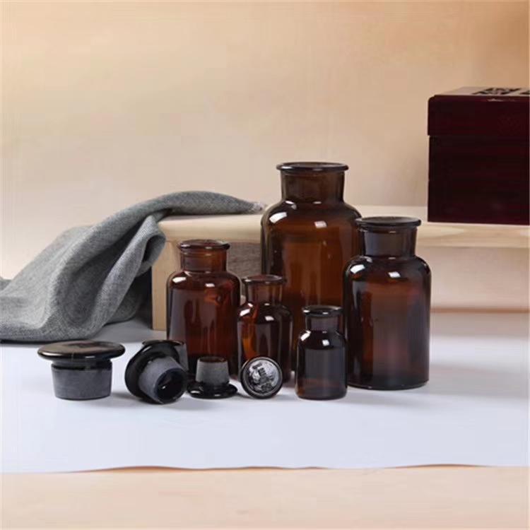 酒精灯试剂瓶玻璃仪器瓶 2