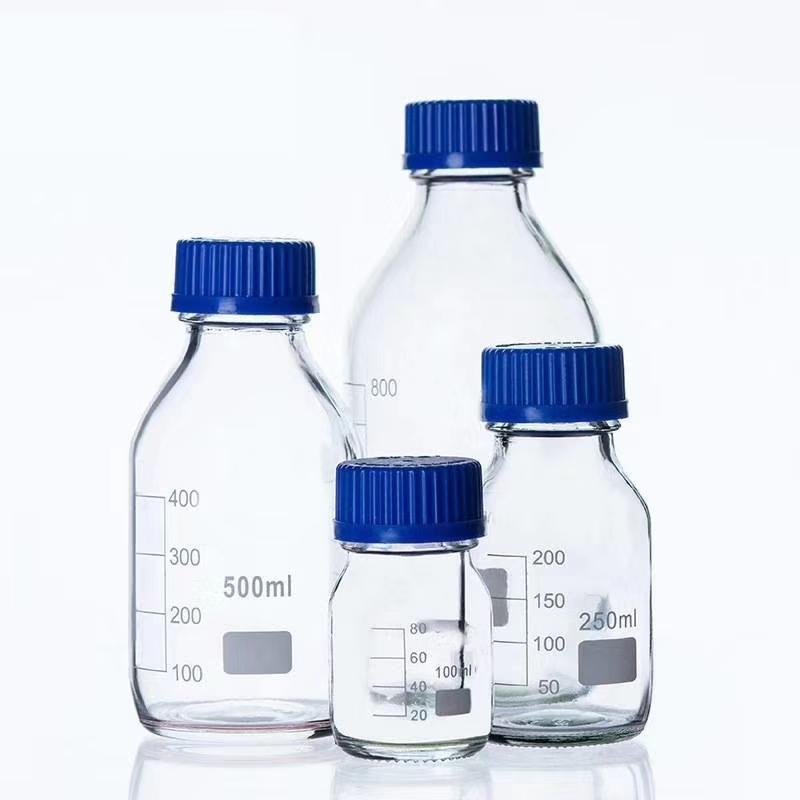 酒精灯试剂瓶玻璃仪器瓶 4