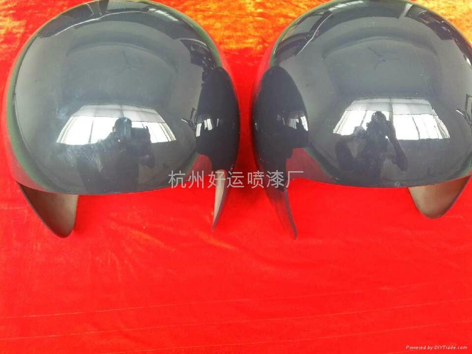 头盔杭州喷漆 1