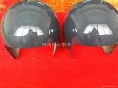 头盔杭州喷漆