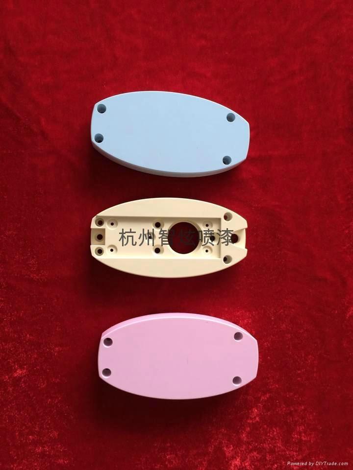 杭州噴漆加工電子產品外殼噴漆 2
