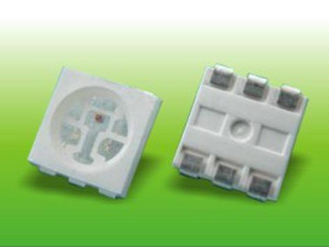 高亮5050RGB贴片LED 1