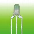 F3双色直插LED