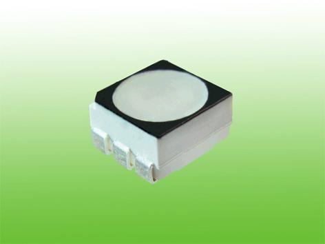 黑面5050RGB全彩贴片LED 1
